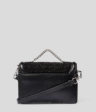 KARL LAGERFELD K/Klassik Pins Shoulder Bag 9_f