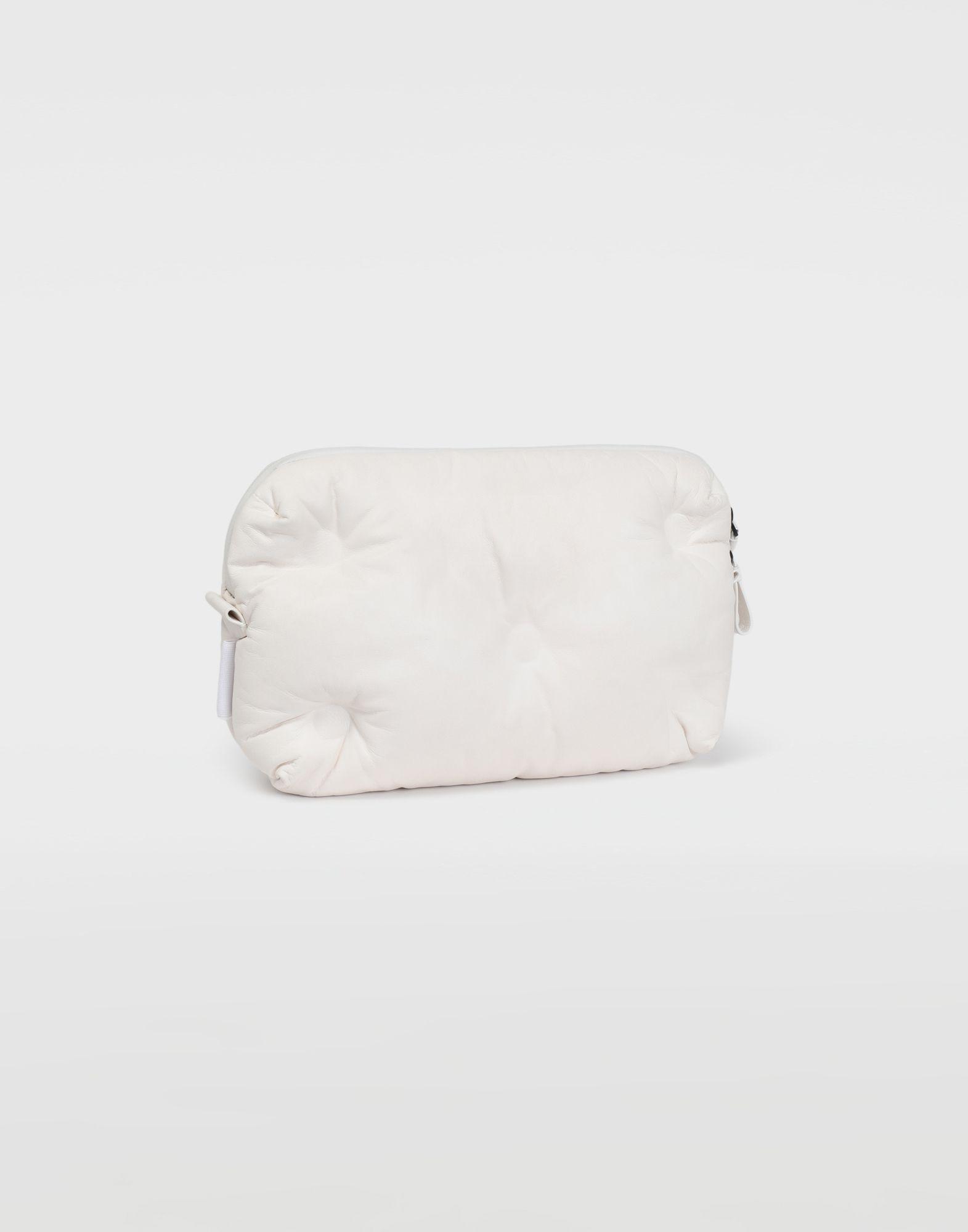 MAISON MARGIELA Glam Slam leather crossbody Fanny pack Man r