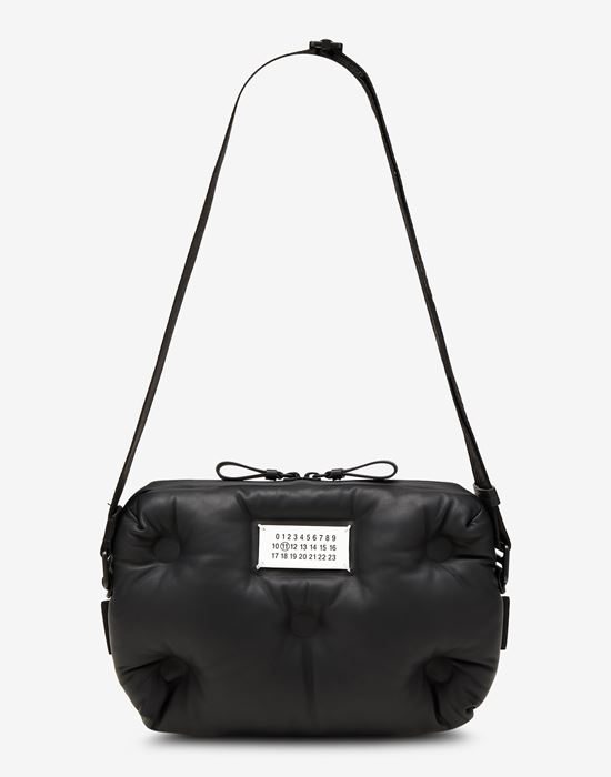 MAISON MARGIELA Glam Slam leather crossbody Bum bag [*** pickupInStoreShippingNotGuaranteed_info ***] a