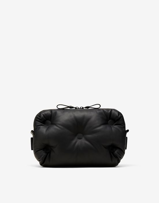 MAISON MARGIELA Glam Slam leather crossbody Fanny pack [*** pickupInStoreShippingNotGuaranteed_info ***] d