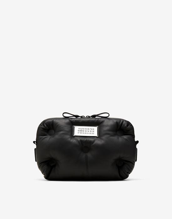 MAISON MARGIELA Glam Slam leather crossbody Bum bag [*** pickupInStoreShippingNotGuaranteed_info ***] f