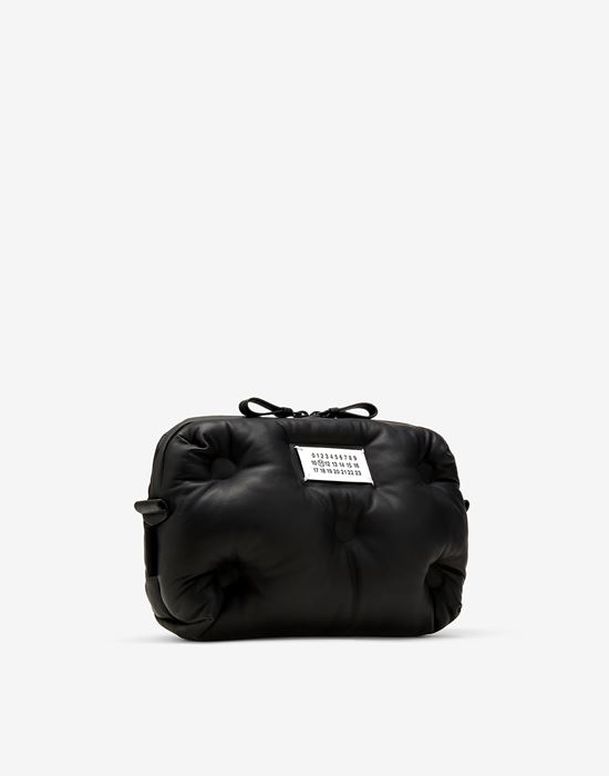 MAISON MARGIELA Glam Slam leather crossbody Bum bag [*** pickupInStoreShippingNotGuaranteed_info ***] r