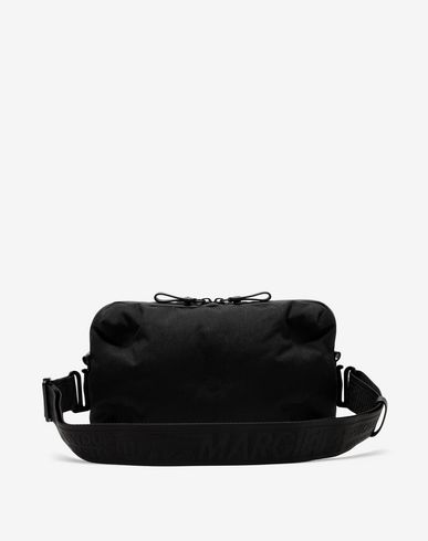 BAGS Glam Slam two-way nylon pochette bag Black