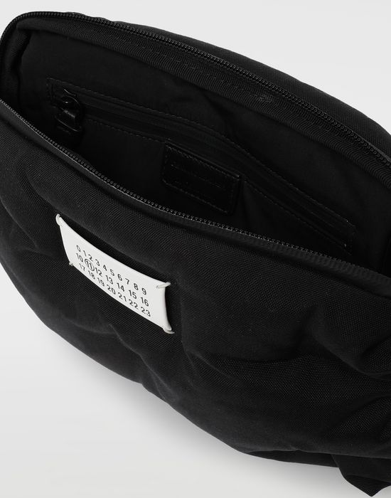 MAISON MARGIELA Glam Slam two-way nylon pochette bag Bum bag [*** pickupInStoreShippingNotGuaranteed_info ***] a
