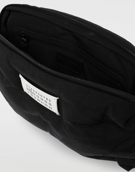 MAISON MARGIELA Glam Slam two-way nylon pochette bag Bum bag Man a