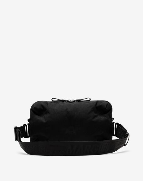 MAISON MARGIELA Glam Slam two-way nylon pochette bag Bum bag Man d