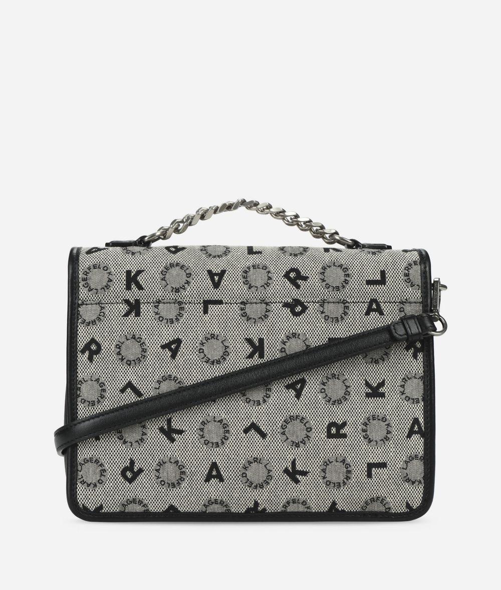 KARL LAGERFELD K/Jacquard Shoulder Bag Shoulder bag Woman d
