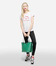 KARL LAGERFELD K/Stripe Logo Shopper 9_f