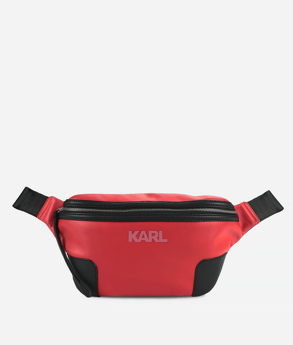 KARL LAGERFELD K/Athleisure Belt Bag Fanny pack Woman f