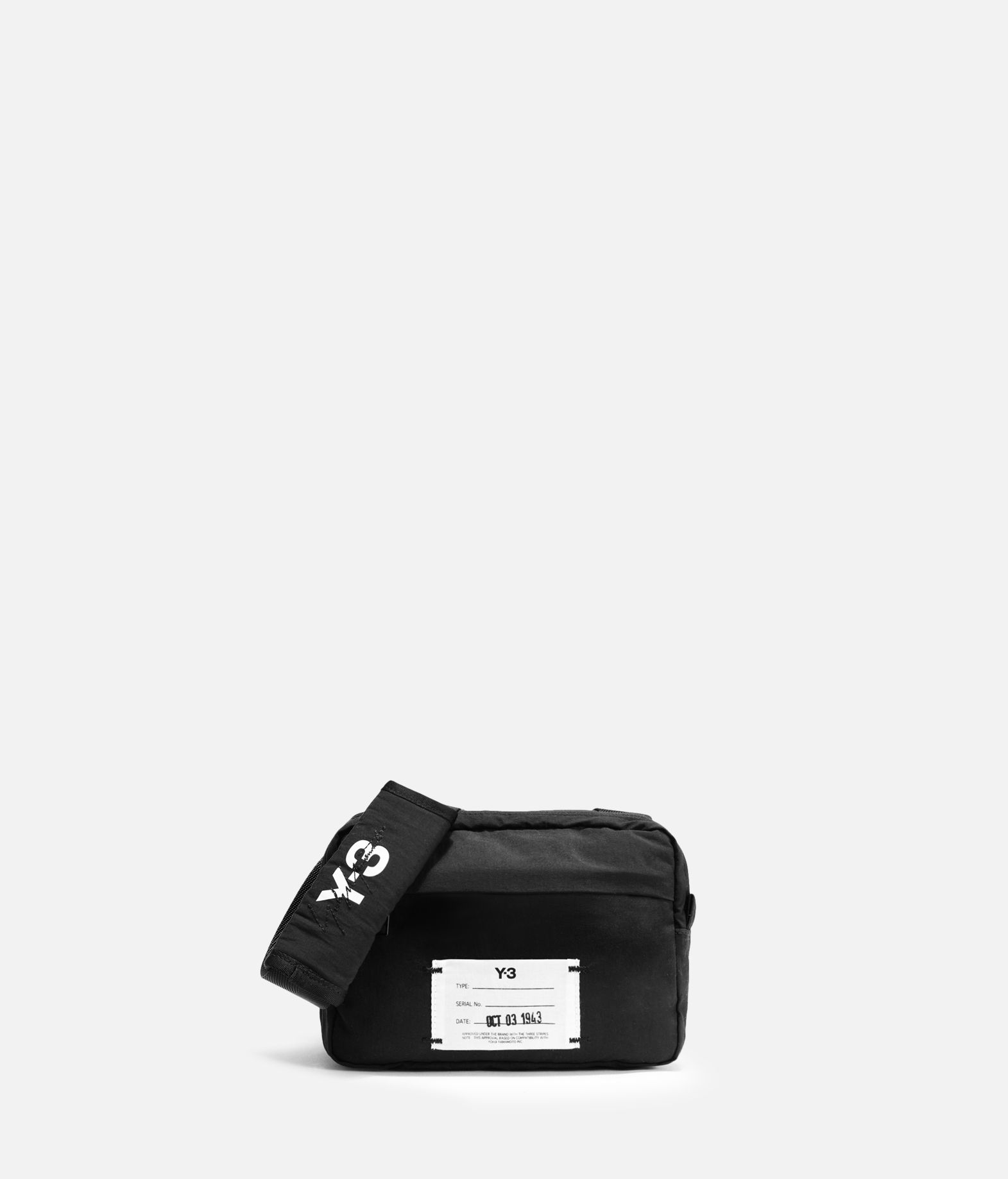 Y-3 Y-3 Multi Pocket Bag Kleine Stofftasche E f