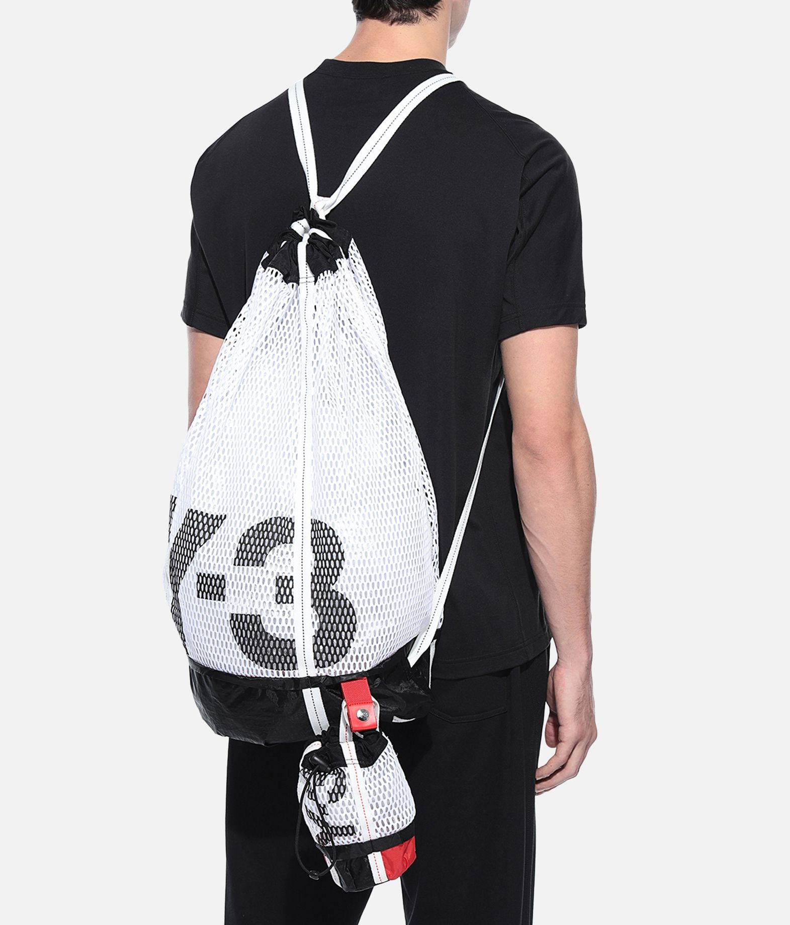 Y-3 Y-3 Icon Gym Sack Backpack E a