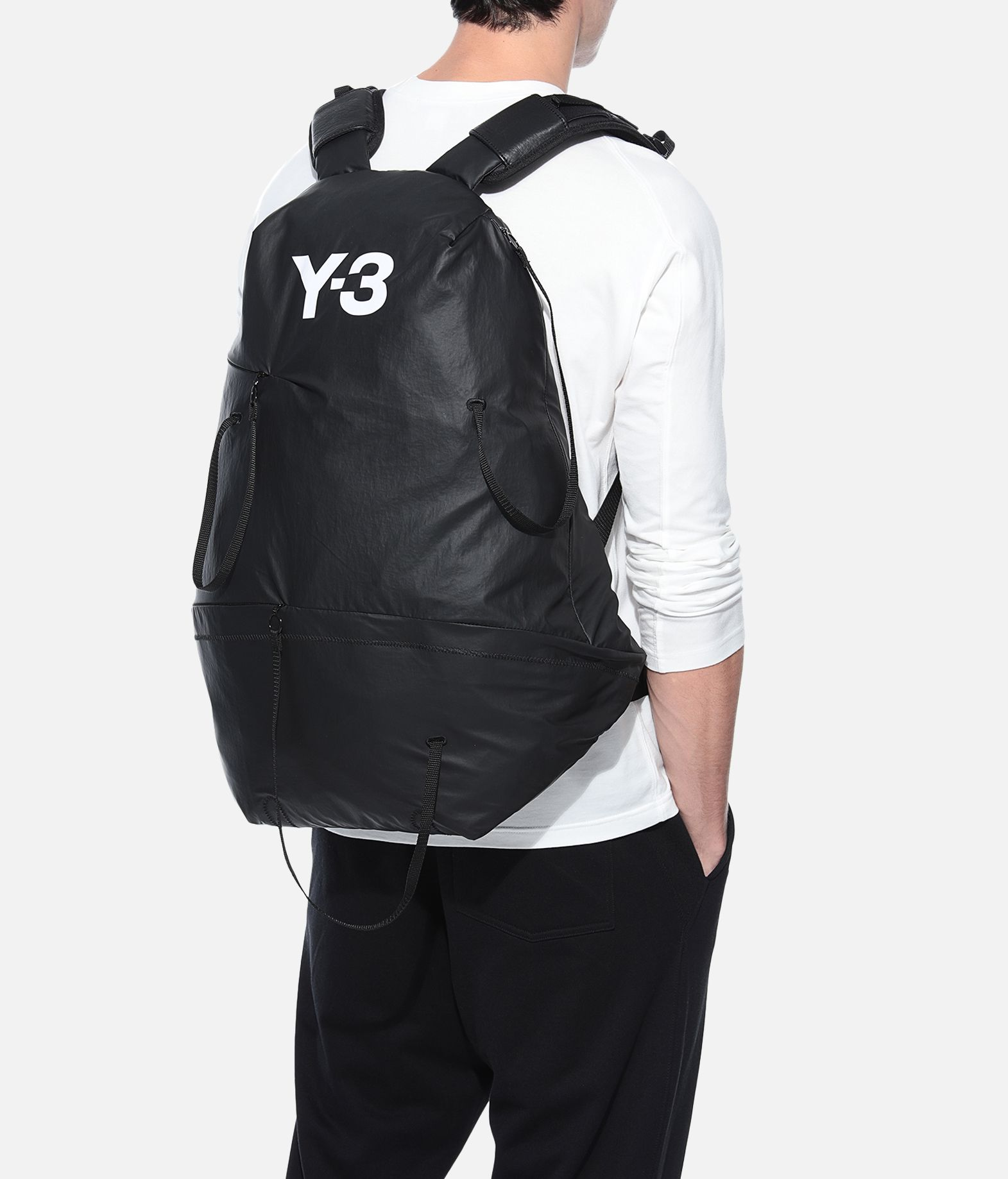 Y-3 Y-3 Bungee Backpack Backpack E a