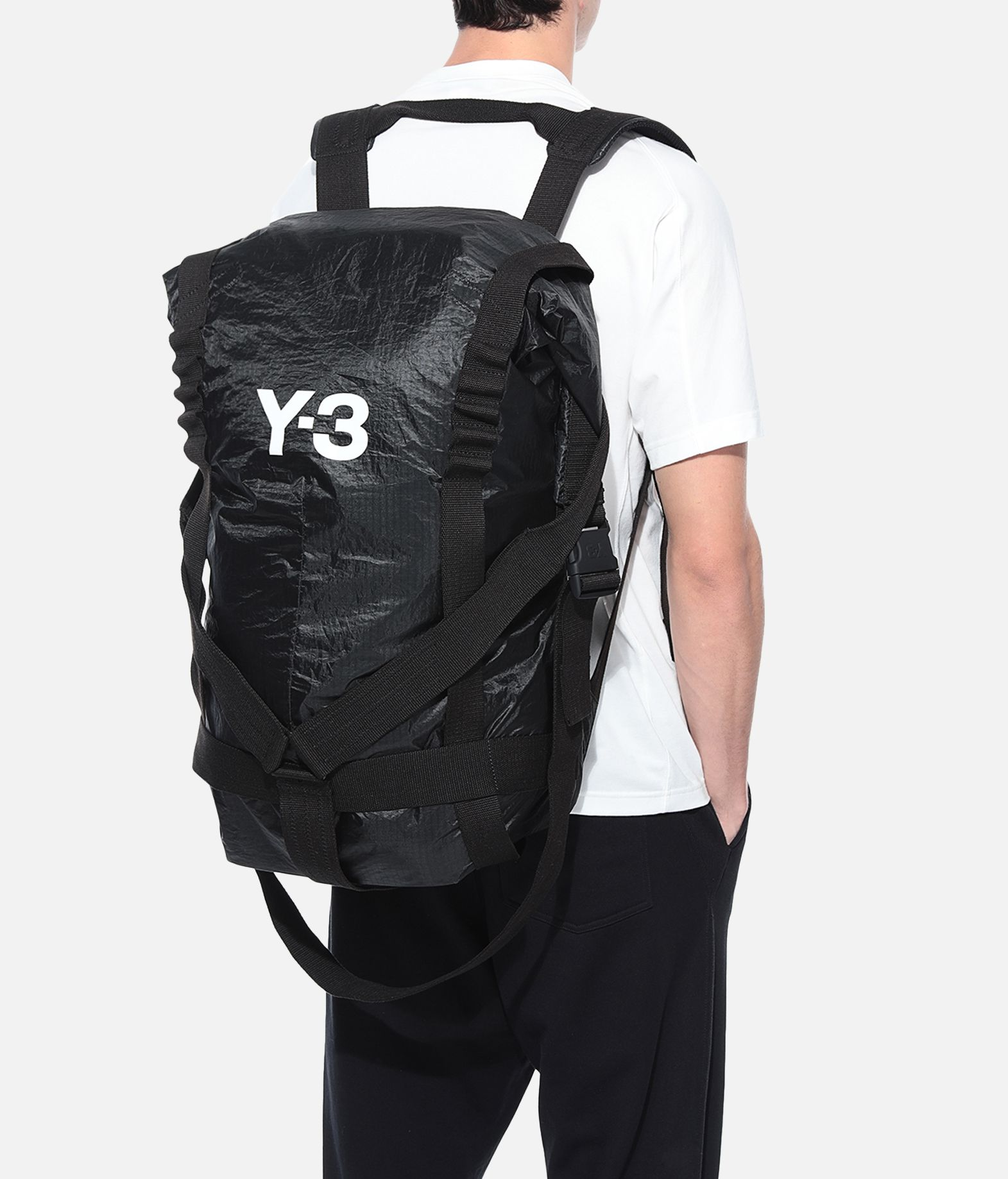 Y-3 Y-3 Itech Backpack Zaino E a