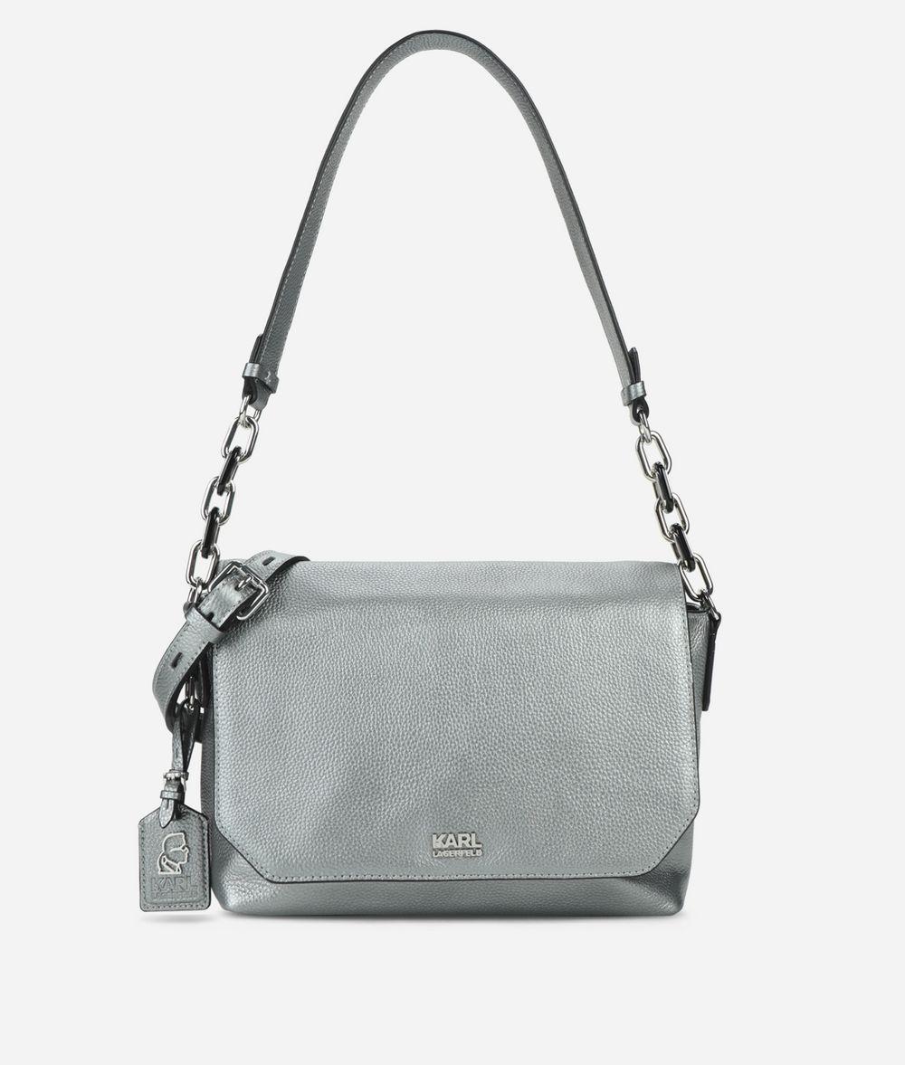 KARL LAGERFELD K/Pebble Shoulder Bag Crossbody Bag Woman f