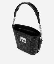 KARL LAGERFELD K/Kuilted Studs Bucket Bag 9_f