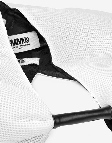MM6 MAISON MARGIELA Japanese net mesh medium bag Tote Woman d