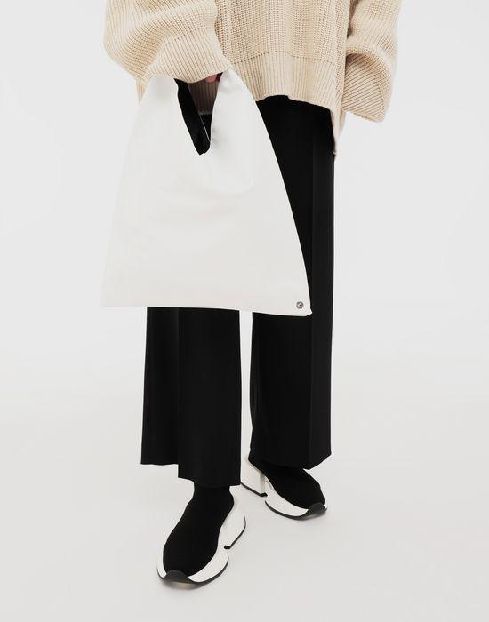 MM6 MAISON MARGIELA Japanese faux leather bag Tote [*** pickupInStoreShipping_info ***] b