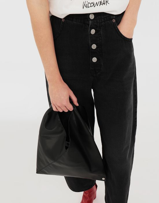 MM6 MAISON MARGIELA Japanese nappa leather bag Tote [*** pickupInStoreShipping_info ***] b