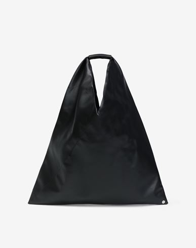 MM6 MAISON MARGIELA Japanese faux leather medium bag Tote Woman f