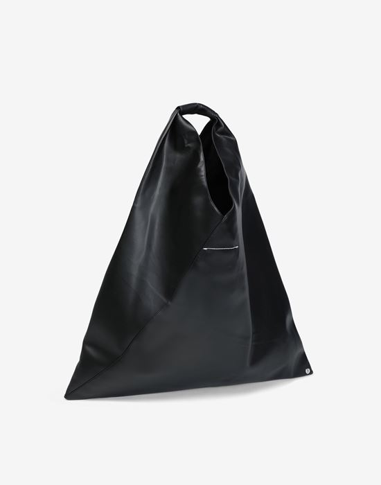 MM6 MAISON MARGIELA Japanese nappa leather bag Tote [*** pickupInStoreShipping_info ***] r