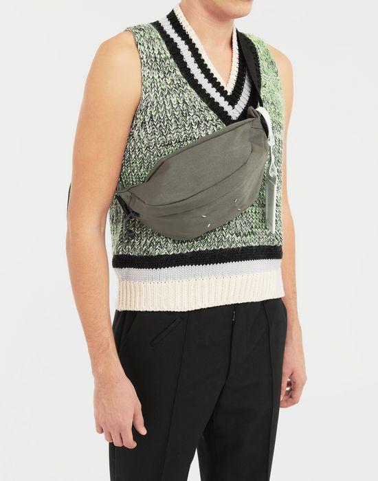 MAISON MARGIELA Nylon bumbag Bum bag [*** pickupInStoreShippingNotGuaranteed_info ***] b