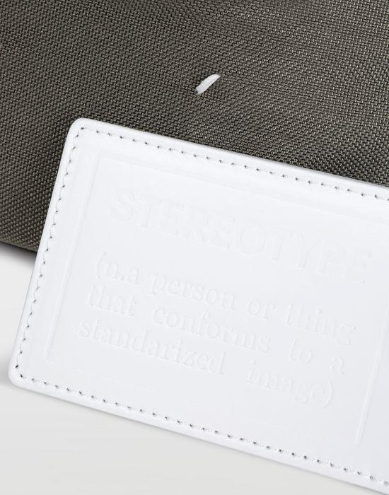 MAISON MARGIELA Nylon bumbag Bum bag [*** pickupInStoreShippingNotGuaranteed_info ***] d