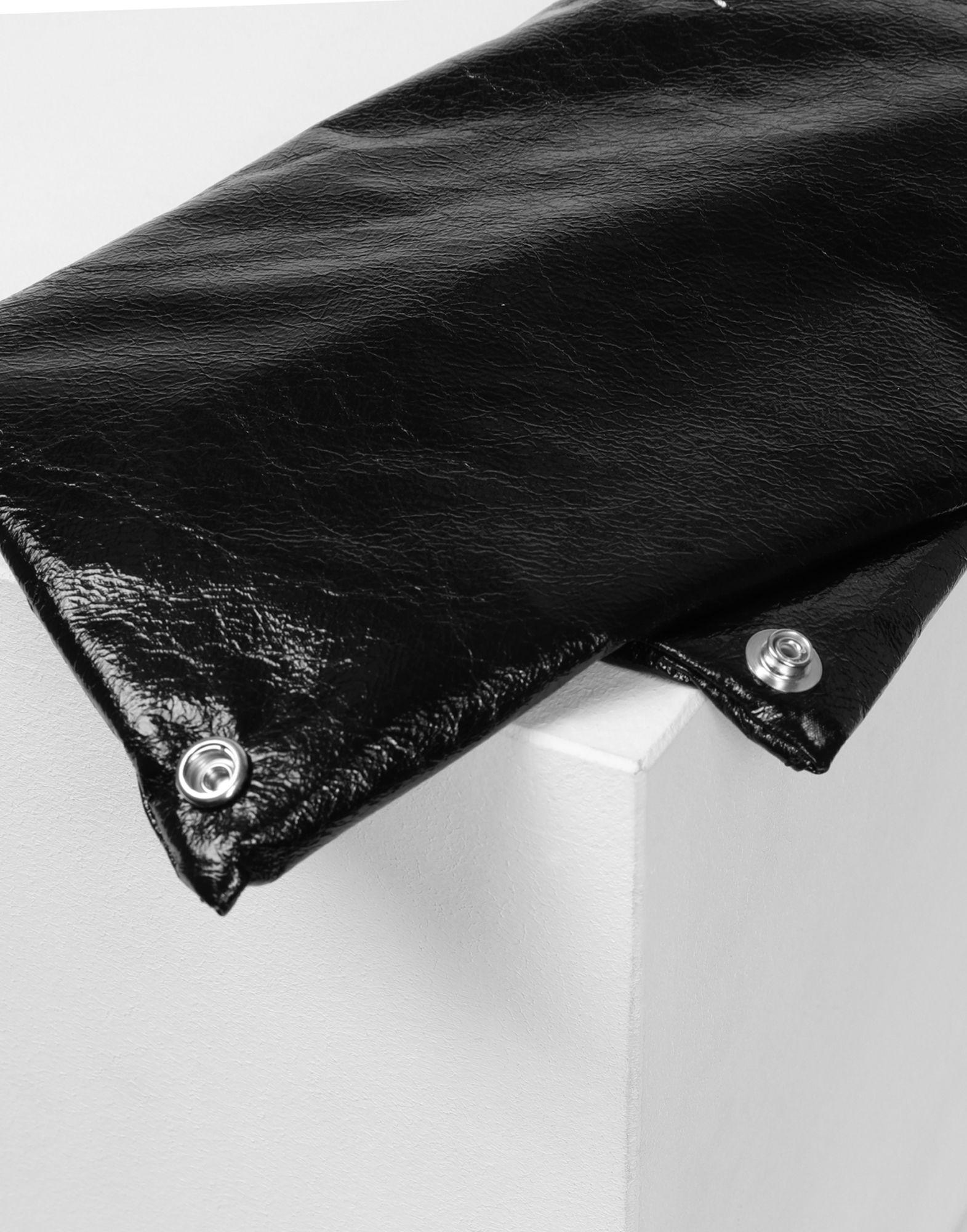 MM6 MAISON MARGIELA Japanese crinkled leather small bag Tote Woman e