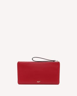 REDValentino FLOW BOW CLUTCH