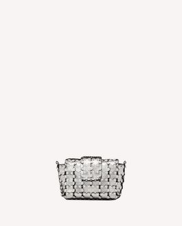 REDValentino FLOWER PUZZLE CROSSBODY BAG