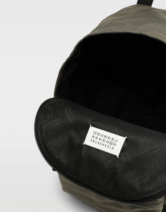 MAISON MARGIELA Medium nylon backpack Backpack [*** pickupInStoreShippingNotGuaranteed_info ***] a