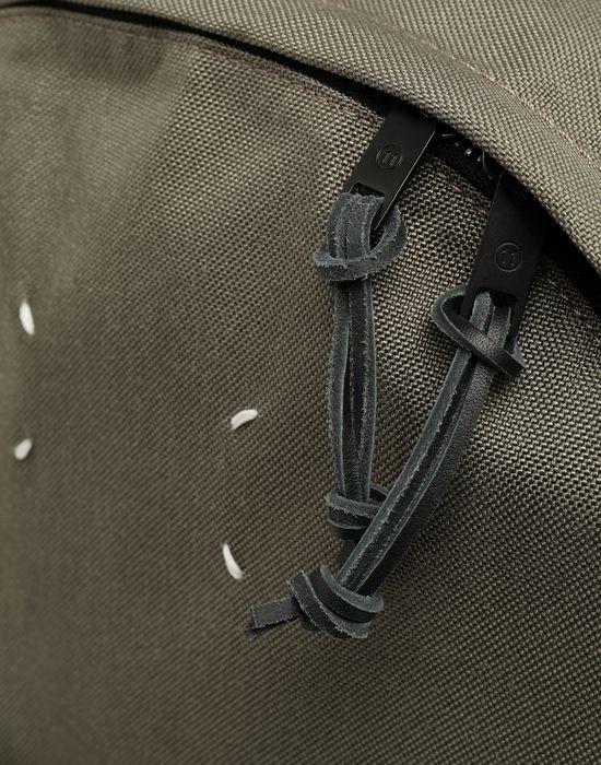 MAISON MARGIELA Medium nylon backpack Backpack [*** pickupInStoreShippingNotGuaranteed_info ***] e