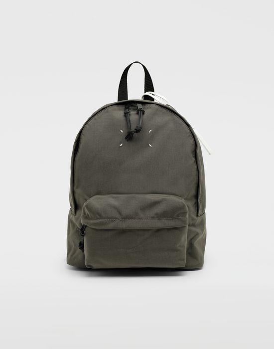 MAISON MARGIELA Medium nylon backpack Backpack [*** pickupInStoreShippingNotGuaranteed_info ***] f