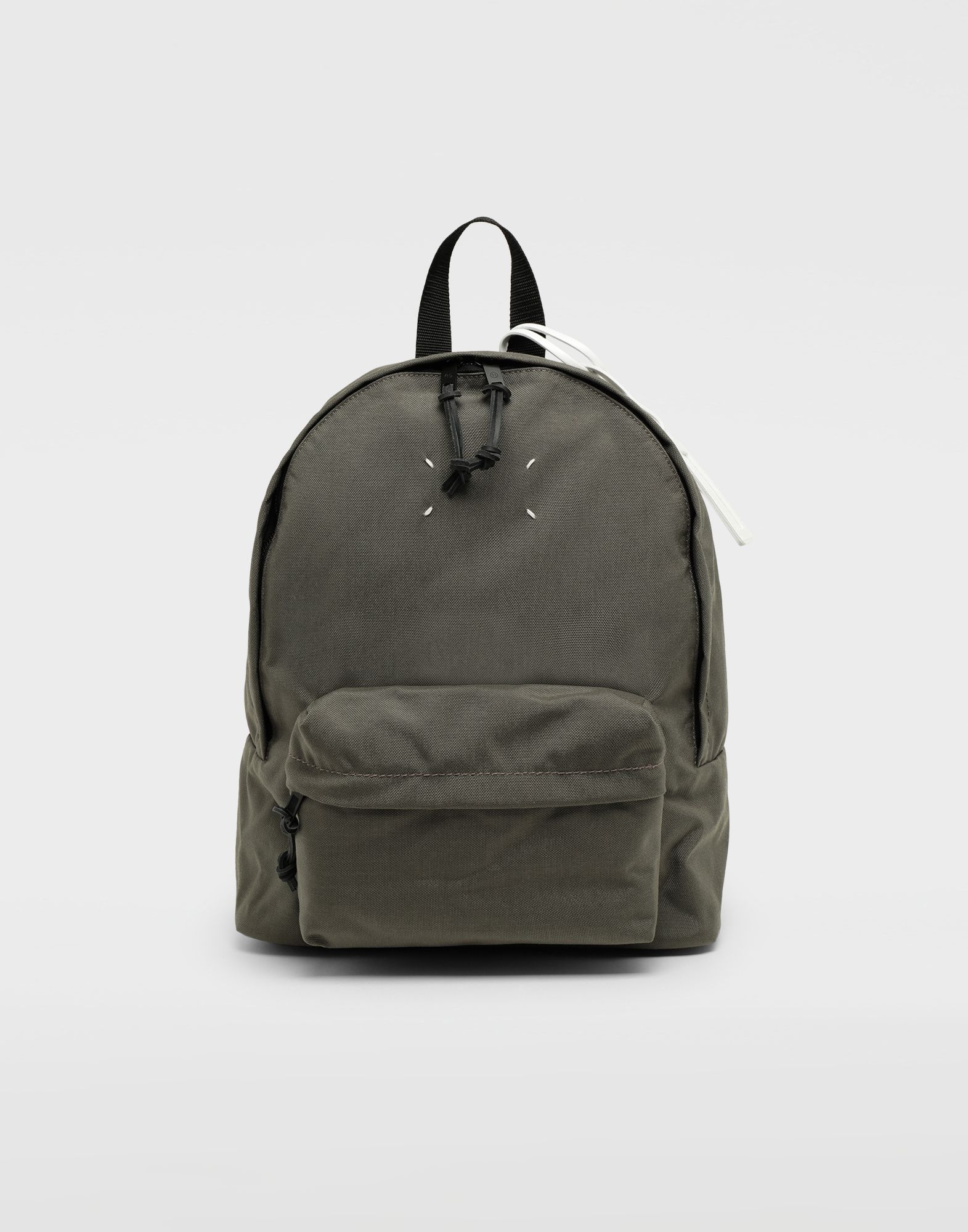 MAISON MARGIELA Medium nylon backpack Rucksack Man f