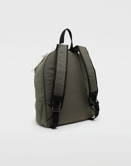 MAISON MARGIELA Medium nylon backpack Rucksack Man r