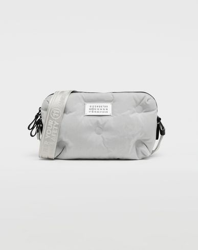 MAISON MARGIELA Bum bag [*** pickupInStoreShippingNotGuaranteed_info ***] Glam Slam two-way nylon pochette bag f