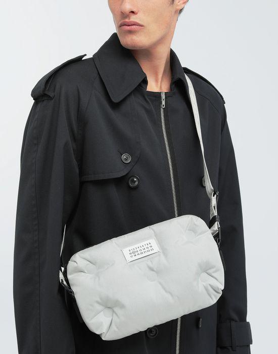 MAISON MARGIELA Glam Slam two-way nylon pochette bag Fanny pack [*** pickupInStoreShippingNotGuaranteed_info ***] b