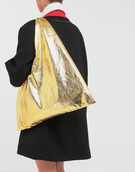 MM6 MAISON MARGIELA Japanese crinkled leather medium bag Tote Woman b