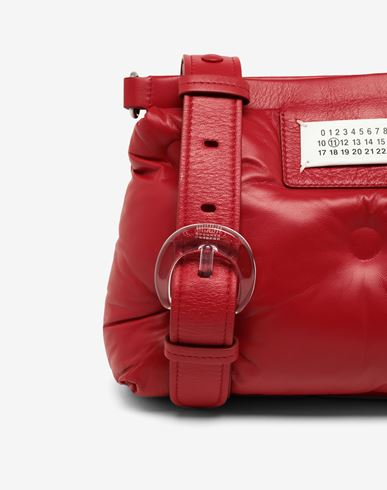 BAGS Small Glam Slam Bag Red