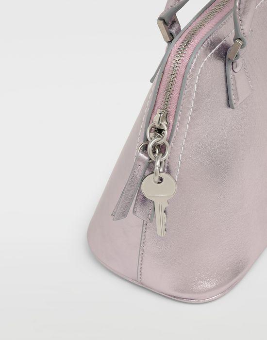 MAISON MARGIELA 5AC metallized leather bag Shoulder bag [*** pickupInStoreShipping_info ***] a
