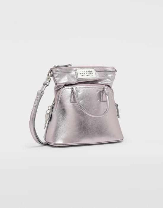 MAISON MARGIELA 5AC metallized leather bag Shoulder bag [*** pickupInStoreShipping_info ***] d