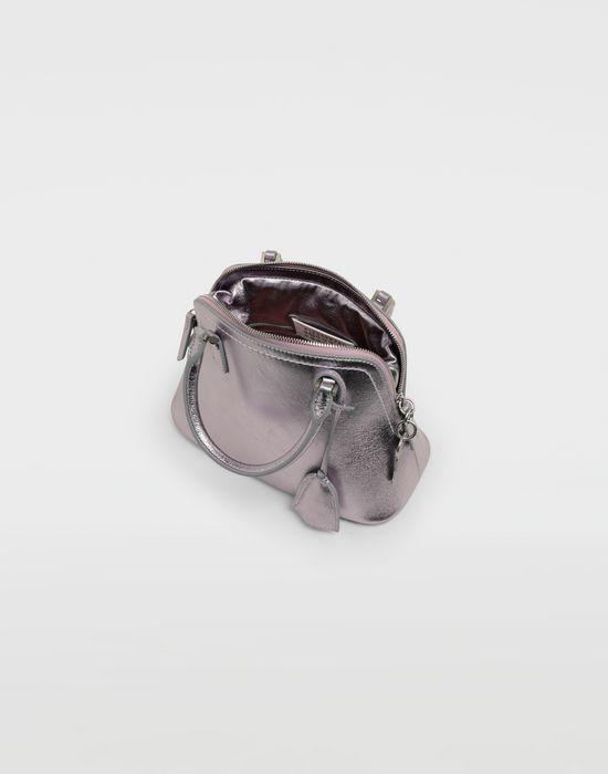MAISON MARGIELA 5AC metallized leather bag Shoulder bag [*** pickupInStoreShipping_info ***] e