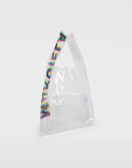 MAISON MARGIELA PVC shopper tote Tote [*** pickupInStoreShippingNotGuaranteed_info ***] r