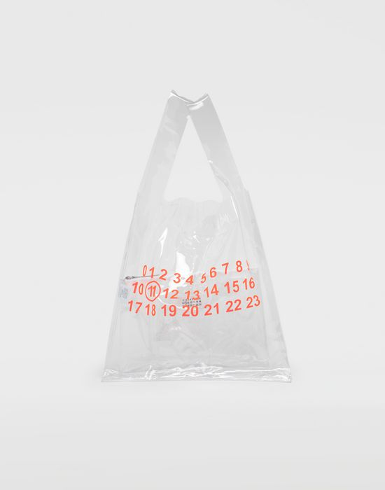MAISON MARGIELA PVC shopper tote Tote [*** pickupInStoreShippingNotGuaranteed_info ***] f