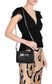 JUST CAVALLI Shoulder bag in lamé leather Crossbody Bag Woman d