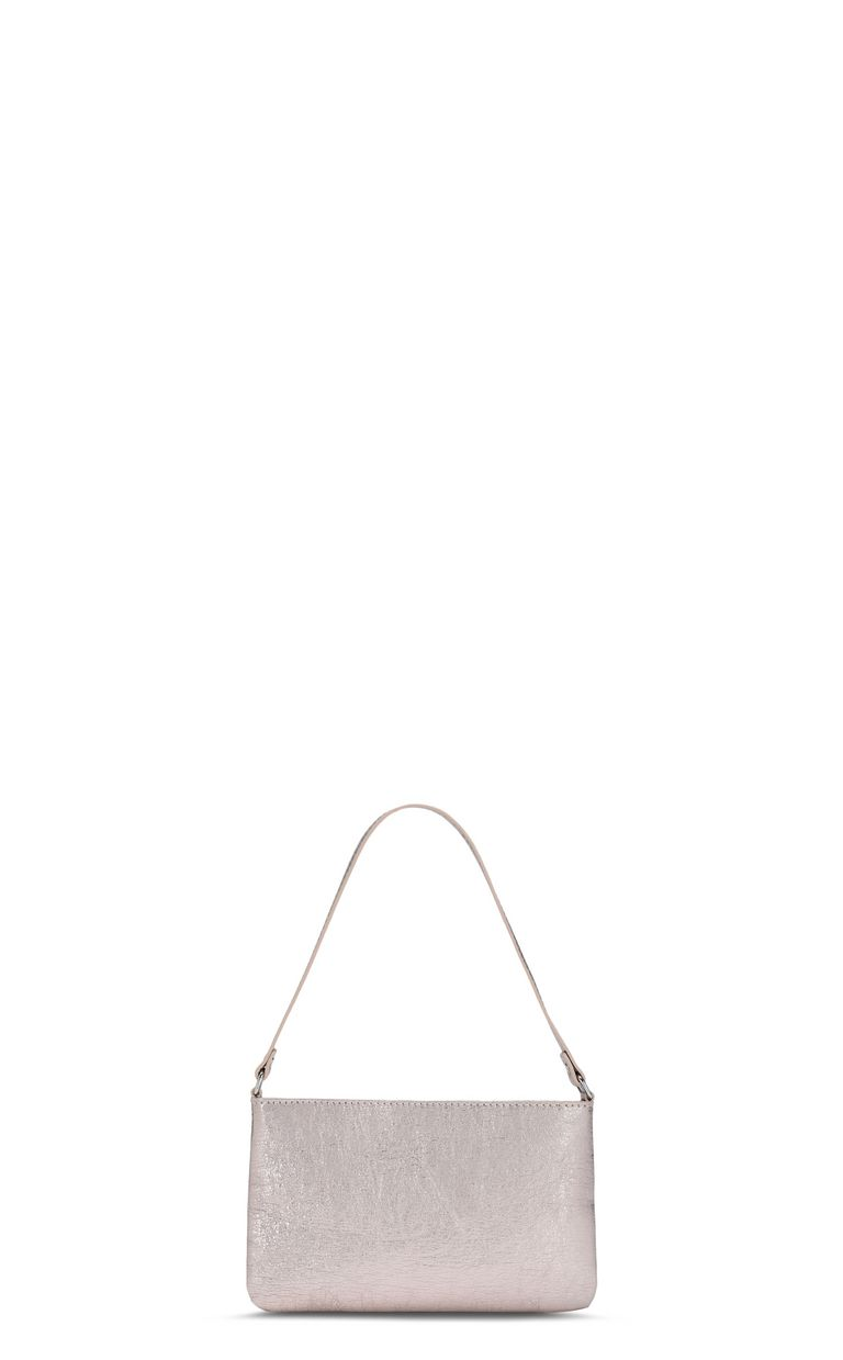 JUST CAVALLI Shoulder bag in lamé leather Crossbody Bag Woman e