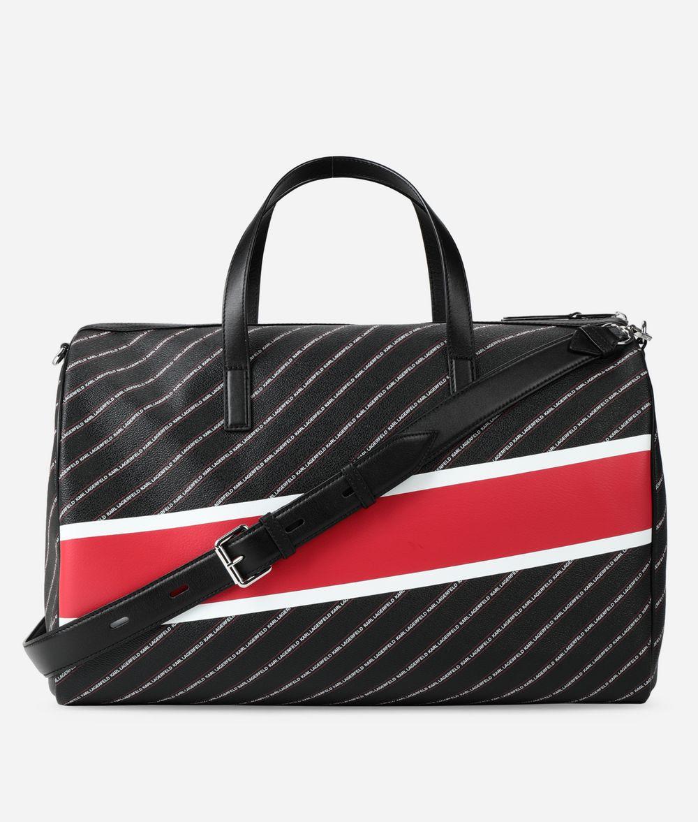 KARL LAGERFELD K/City Weekender London Handbag Woman d