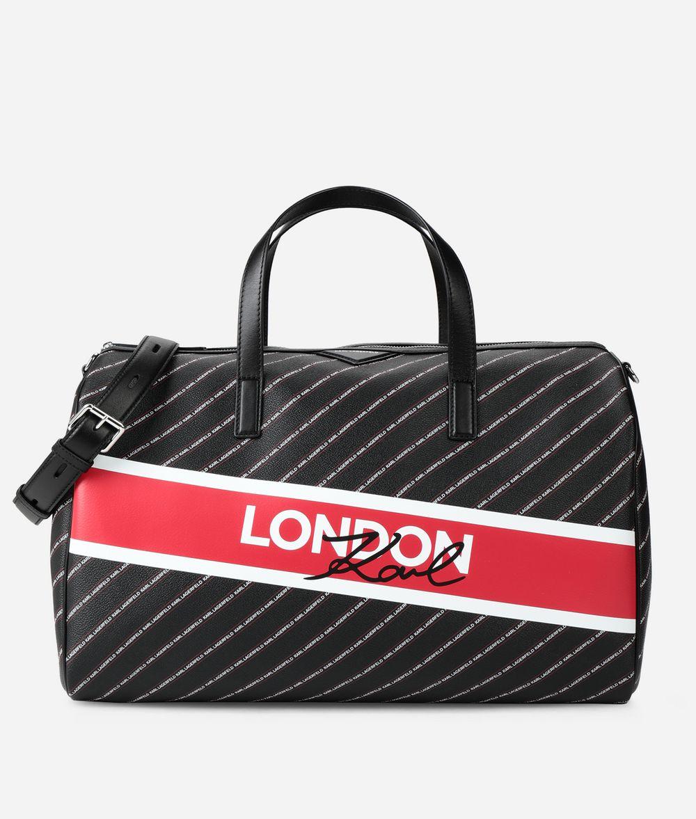 KARL LAGERFELD K/City Weekender London Handbag Woman f