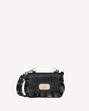 REDValentino RQ2B0B23MEN 0NO Shoulder bag Woman a
