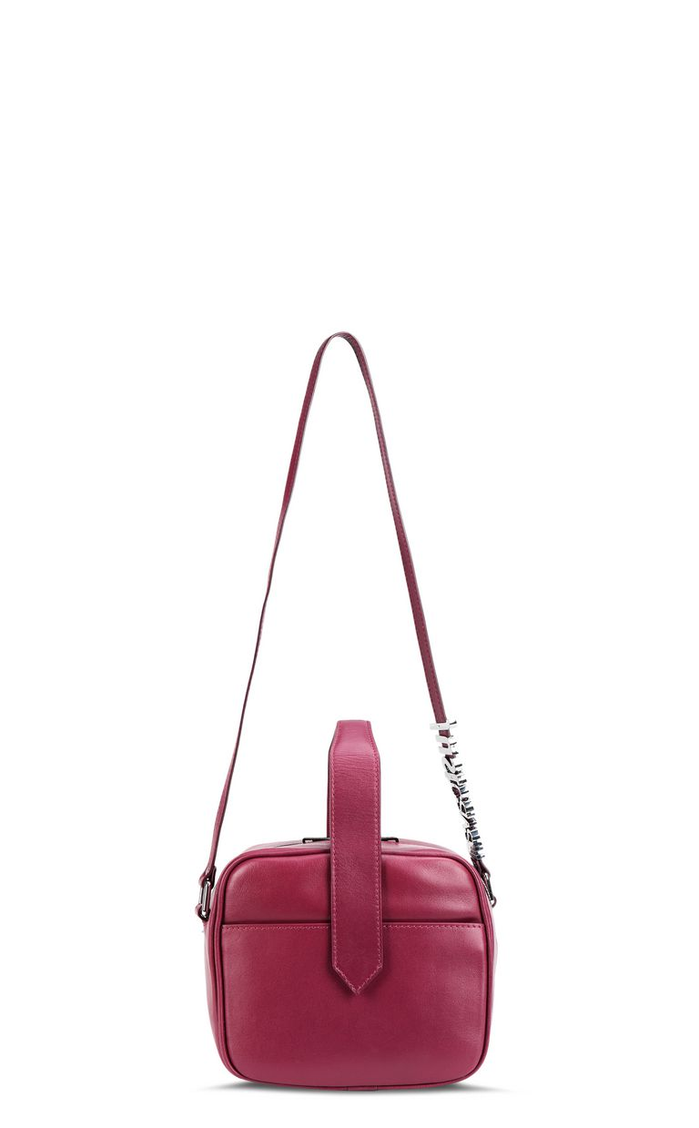 JUST CAVALLI Cherry-red shoulder bag Crossbody Bag [*** pickupInStoreShipping_info ***] e