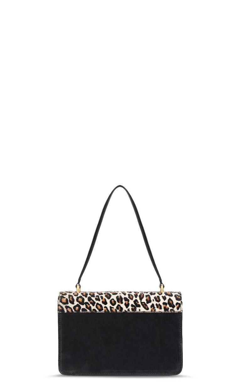 JUST CAVALLI Shoulder bag with padlock buckle Crossbody Bag [*** pickupInStoreShipping_info ***] e